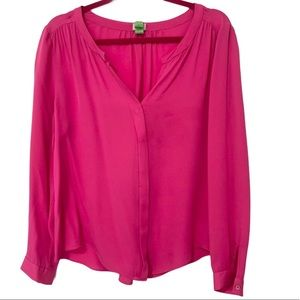 Babaton Silk Blouse